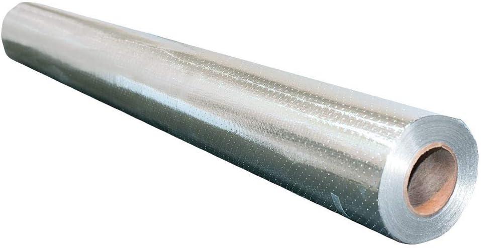 24X10 NASATEK 3mm Reflective Foam Core Insulation Roll Radiant Barrier R7