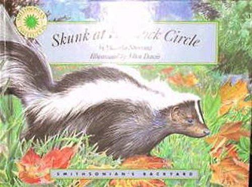 Skunk at Hemlock Circle (Backyard Readalongs)
