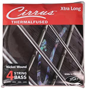 peavey cirrus 4 string extra long electric bass guitar strings musical instruments. Black Bedroom Furniture Sets. Home Design Ideas