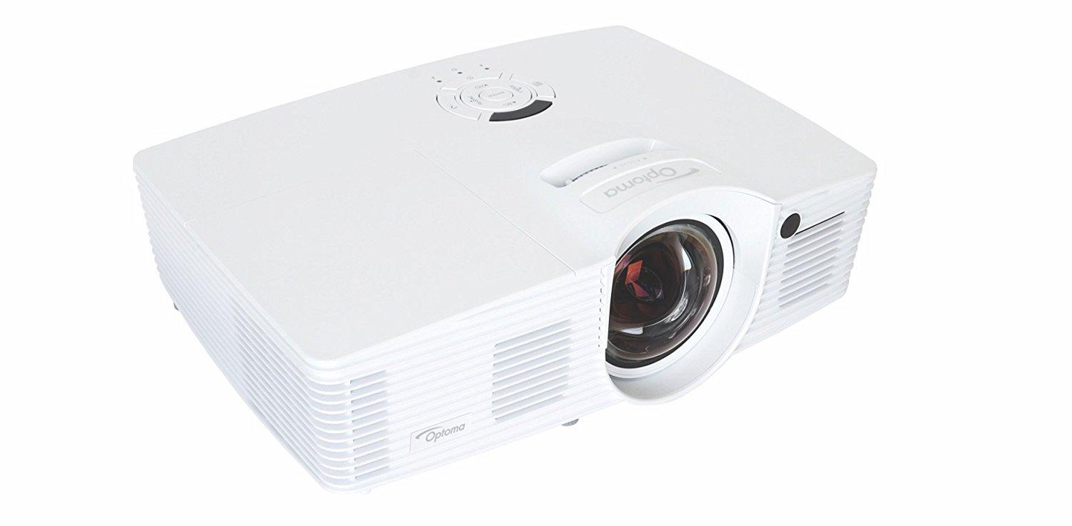 Optoma GT1080Darbee 1080p 3000 Lumens 3D DLP Short Throw Gaming Projector by Optoma (Image #2)