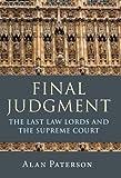 Final Judgment, Alan Paterson, 1849463832