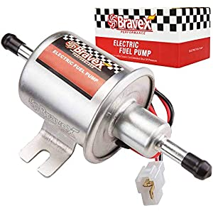 Electric Inline ld Carter In-Tank Fuel Pump for 1995 Chevrolet Blazer 4.3L V6
