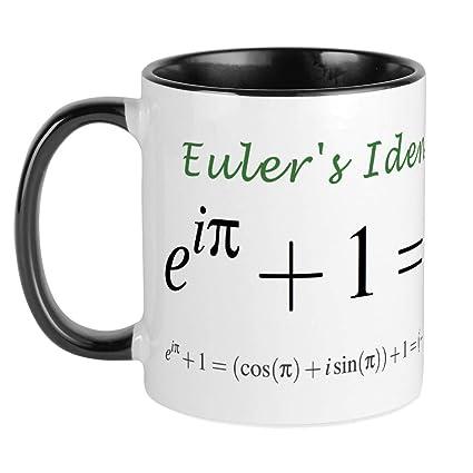 Resultado de imagen de la identidad de euler taza