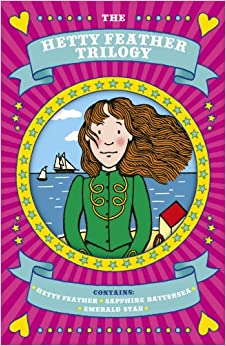 Hetty feather jacqueline wilson book review