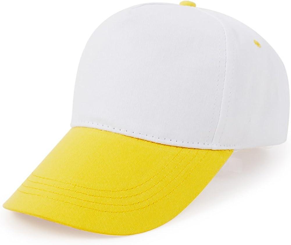 gorra de béisbol del algodón/ Los jóvenes voluntarios casquillo ...