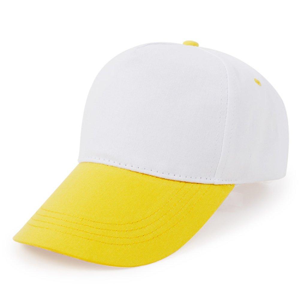 gorra de béisbol del algodón/ Los jóvenes voluntarios casquillo/sombreros bordados plancha de impresión patrón de luz-F un tamaño: Amazon.es: Ropa y ...