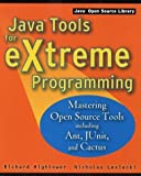 img - for Java Tools for Extreme Programming: Mastering Open Source Tools Including Ant, JUnit, and Cactus 1st edition by Hightower, Richard; Lesiecki, Nicholas published by Wiley Paperback book / textbook / text book