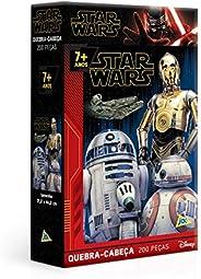Quebra Cabeça 200 Peças - Star Wars Ix - Ascensão Skywalker, Toyster