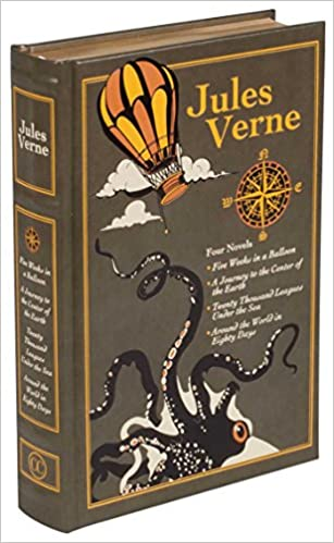 Jules Verne (Leather Bound Classics) by Amazon