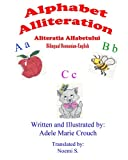 Alphabet Alliteration Bilingual Romanian