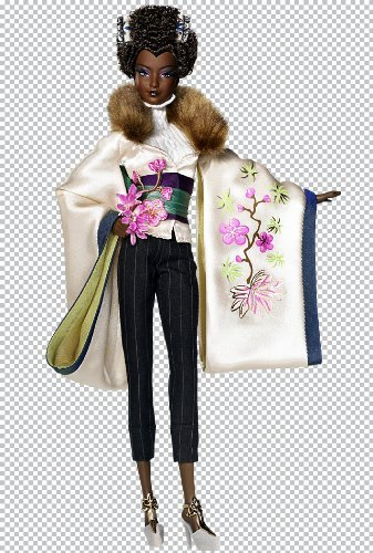 Byron Lars Ayako Jones Barbie Doll (Byron Lars Barbie Dolls)