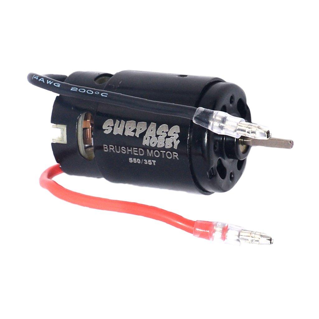 Motor Eléctrico Cepillado con Ventiladores
