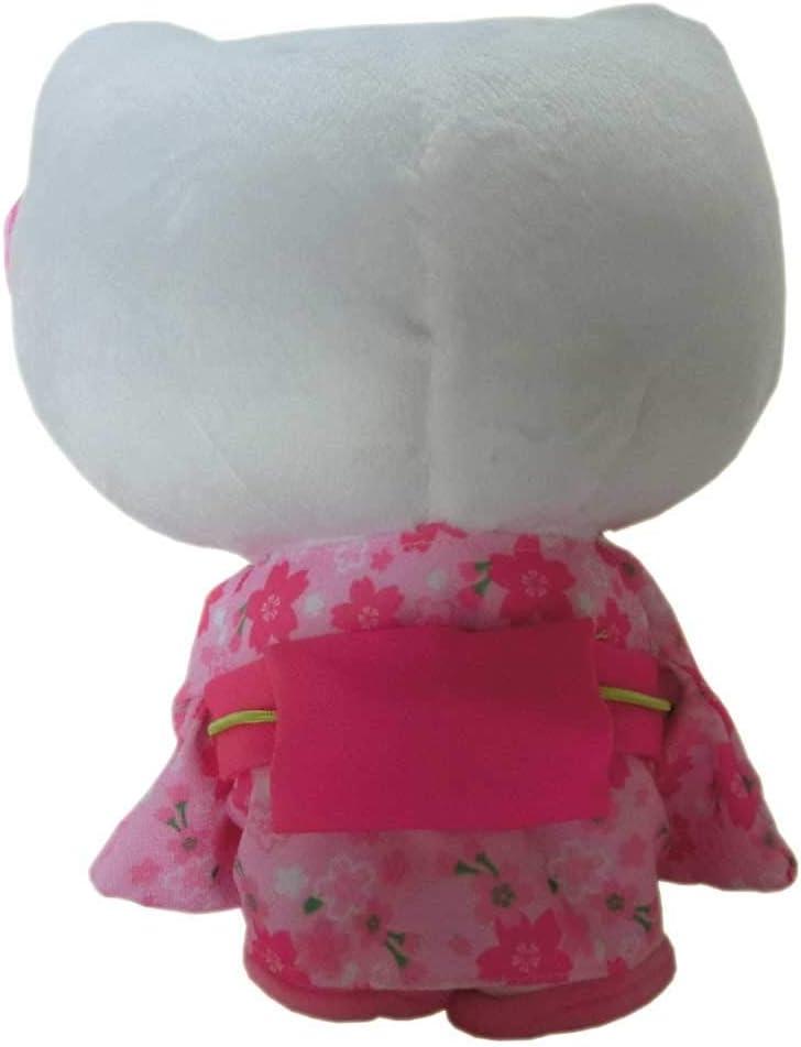 Sanrio Hello Kitty Sakura Kimono Stuffed S