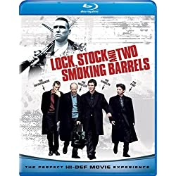 Lock, Stock, and Two Smoking Barrels [Blu-ray]
