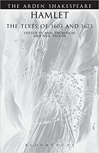 Hamlet The Texts of 1603 and 1623 (Arden Shakespeare Third Series)