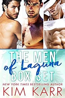 The Men of Laguna by [Karr, Kim]