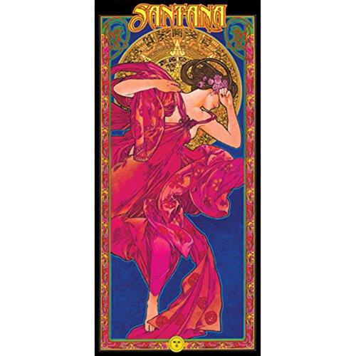 Santana - Concert Promo Poster