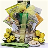 Garden Serenity: Mother's Day Gardening & Gourmet Gift Basket