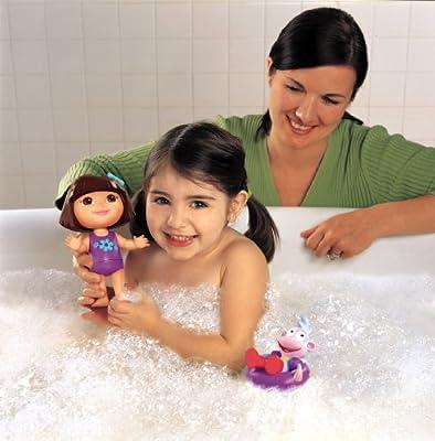 Fisher-price Dora The Explorer Splash Around Dora And Boots from Fisher-Price