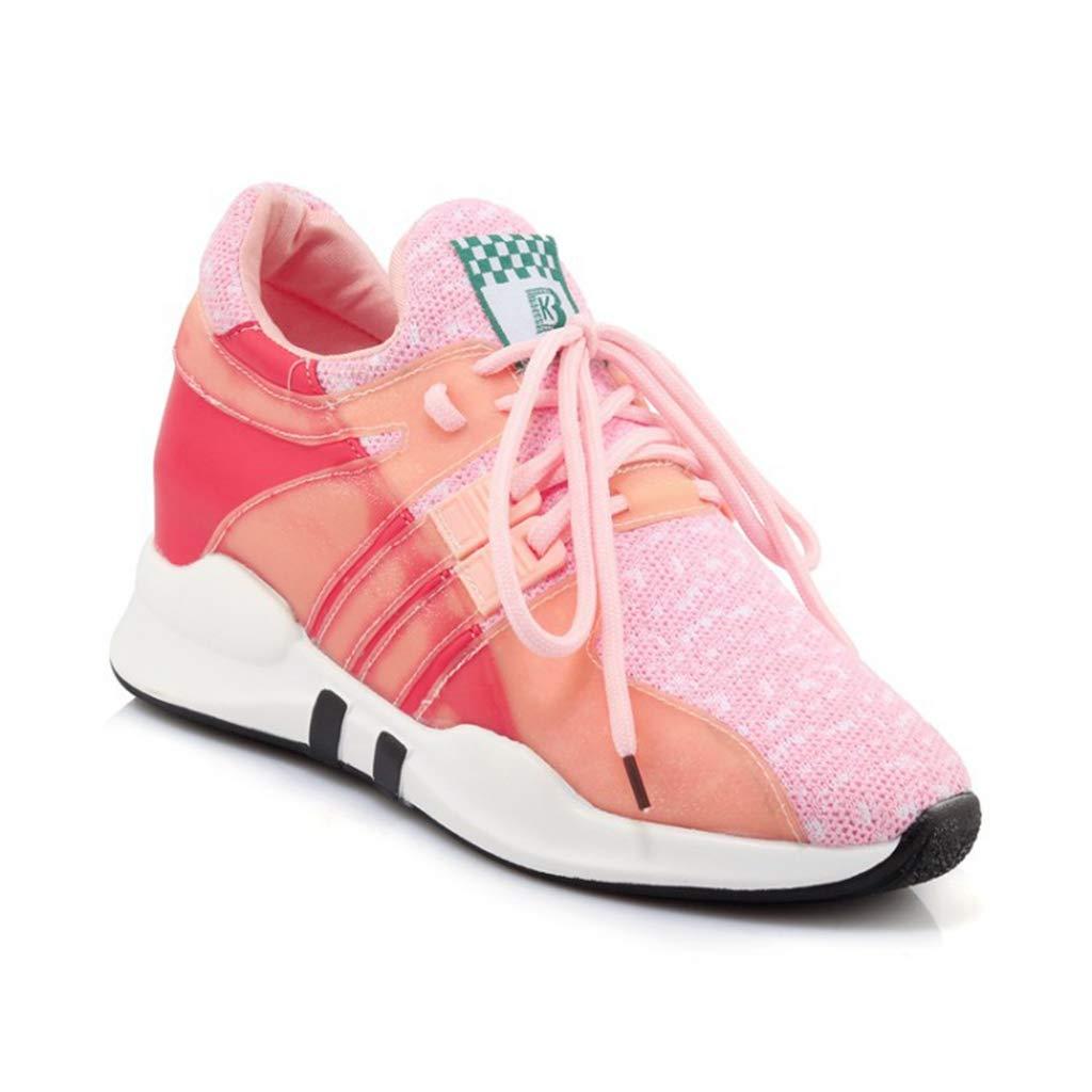 GIY Womens Running Shoes Lightweight Air Cushion Sport Running Shoes PU Mesh Athletic Walking Sneaker