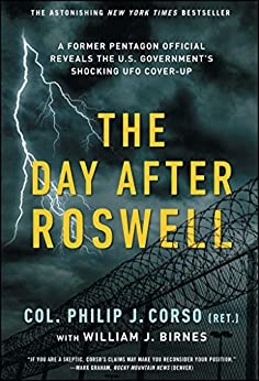 The Day After Roswell by [Birnes, William J., Corso, Philip]