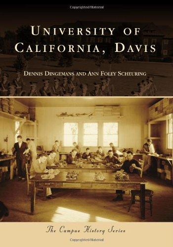 University of California, Davis (Campus History)