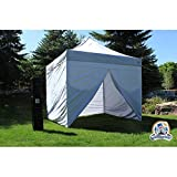 UnderCover 10 x 10 Commercial Hybrid Solid-Core™Instant canopy with Sidewall Enclosure Review