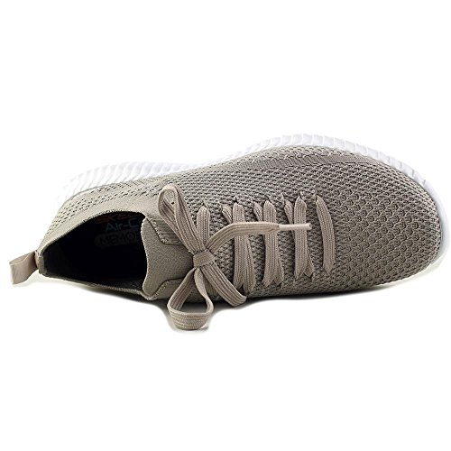 Zapatillas De Deporte Skechers Hombres Elite Flex Ibache Taupe 8.5 D Us