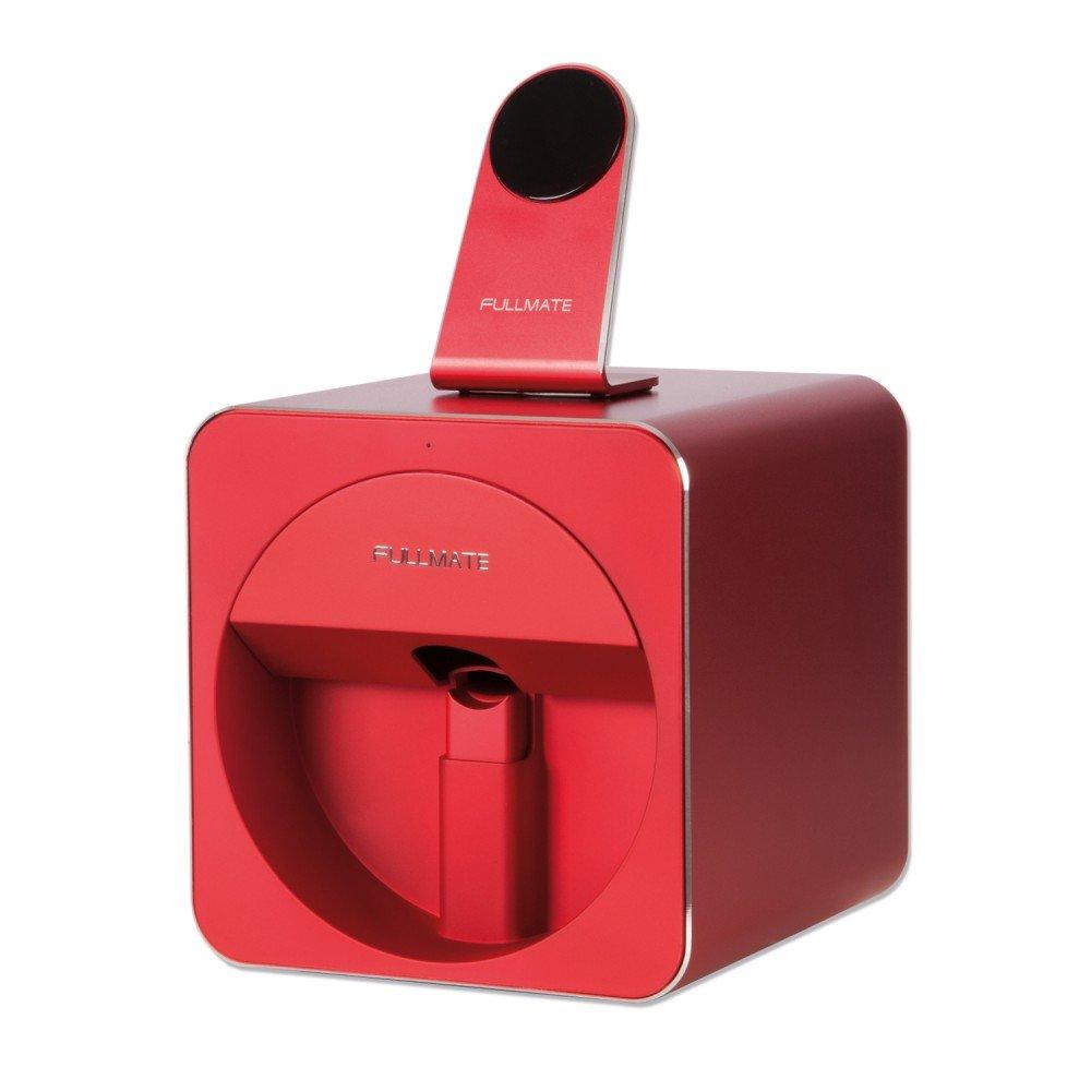o\'2 Nageldrucker X11 Fullmate   Mobile Nail Printer Deluxe (rot ...