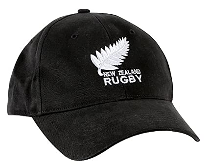 Image Unavailable. Image not available for. Color  NEW ZEALAND RUGBY  BASEBALL CAP 315ee3b4f6ff