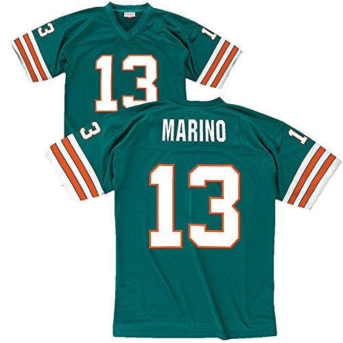 Dan Marino Miami Dolphins Throwback Jersey Large