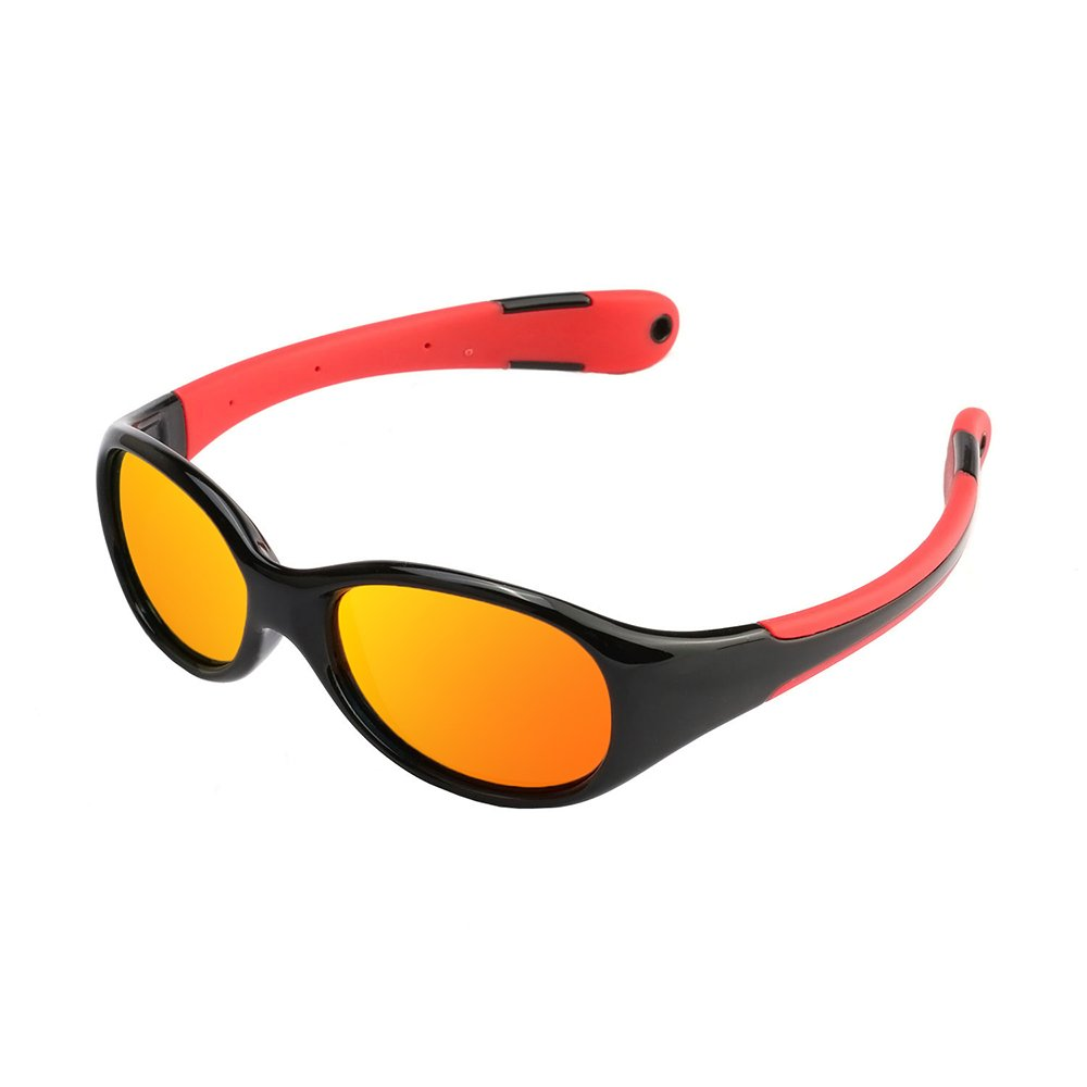 100% Uva-uvb Protected Baby Sunglasses For Kids,Toddlers-Especially Outdoor,Running,Travel,Game