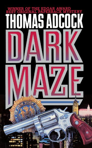 book cover of Dark Maze