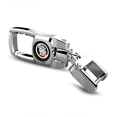 Car Key Fob Key Chain Heavy Duty Keychain for Buick Lacrosse Enclave Regal Lesabre Reatta Encore Rendezvous: Automotive