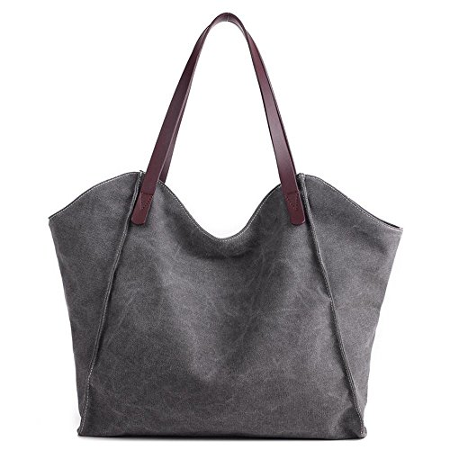 Aoligei Beiläufige Art und Weise einfache Leinwand Baotan Rucksack Tasche A L0pEzqfT