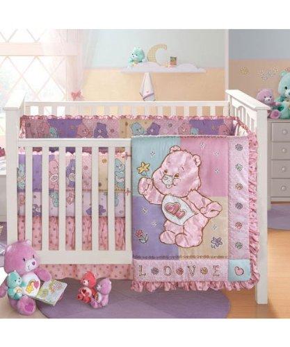 Amazon Com Care Bears Bedding Crib Set Infant Girls New 2009 Style