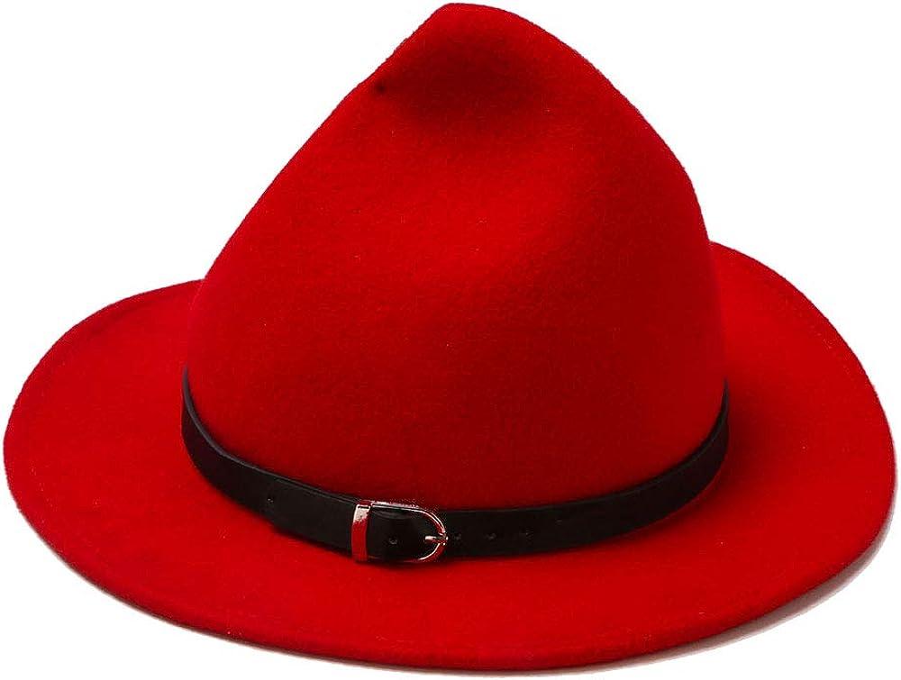 Lawbuce Women Fedora Hat...