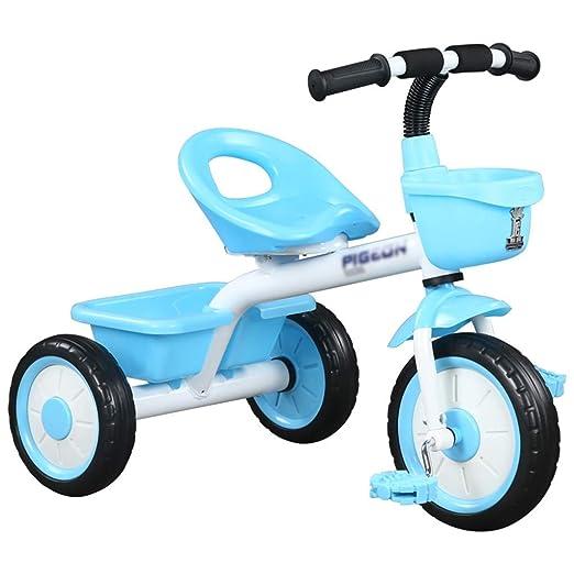 ETZXC Bicicletas para niños Triciclo para niños Pedal de Ejercicio ...