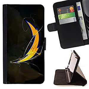KingStore / Leather Etui en cuir / Sony Xperia Z3 Compact / Raiders