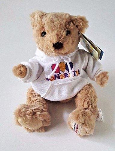 HERRINGTON CELEBRATION COLLECTION LIMITED EDITION CONGRATULATIONS TEDDY BEAR