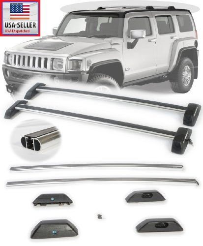 hummer chrome roof accessories - 3
