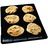 WellBake Professional Silicone Oven Tray 38cm x 27cm. Non-stick, Never Rusts + 10 Year Guarantee