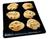 WellBake Professional Silicone Baking and Cookie Sheet. 15 Inch x 10.6 Inch. Nonstick, Never Rust + 10 Year Guarantee