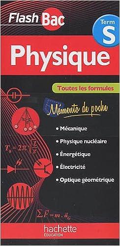 Livre Physique Tle S pdf