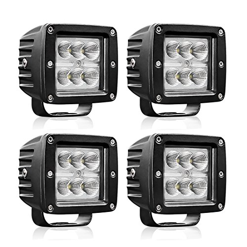 (AUTOSAVER88 4PACK LED Pods 4