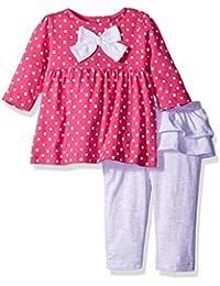 Baby Girls' 2 Piece Top and Skegging Pant Set