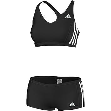 Adidas Infinitex 3 Stripes Maillot de Bain 2 pièces Femme 1ca42b86c8c9