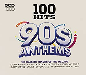 100 Hits - 90S Anthems - Various Artists