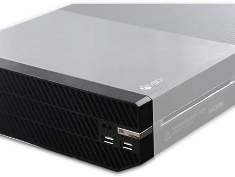 XBOX ONE Ventilador de refrigeración externo con 2 puertos USB Hub: Amazon.es: Videojuegos