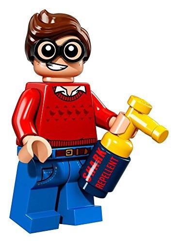 Lego Minifiguren Batman Movie 71017 Lego Dick Grayson Minifigure